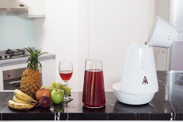 machine à vin