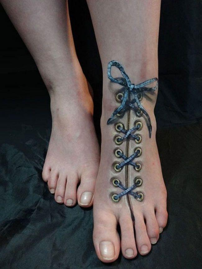 tatouage en 3D