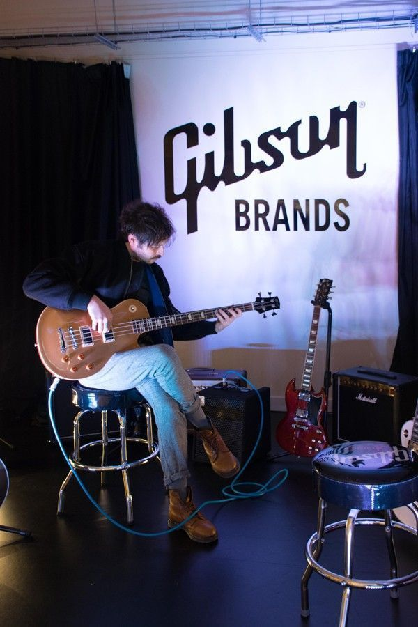 the shoes chemicals interview gibson open minded