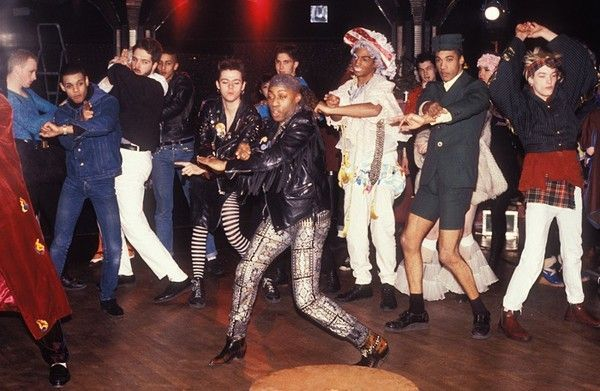 club music dance