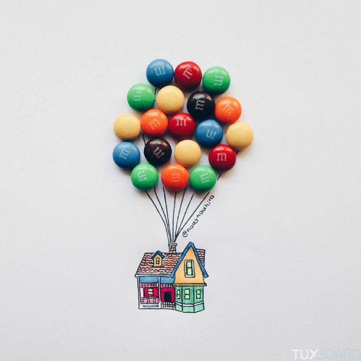 Bonbons-nourriture-dessins-1-720x720