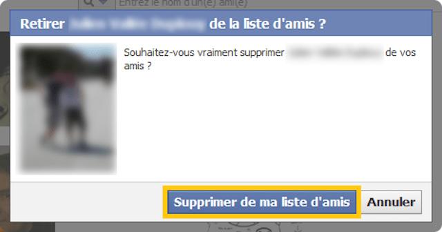 amis facebook suppression