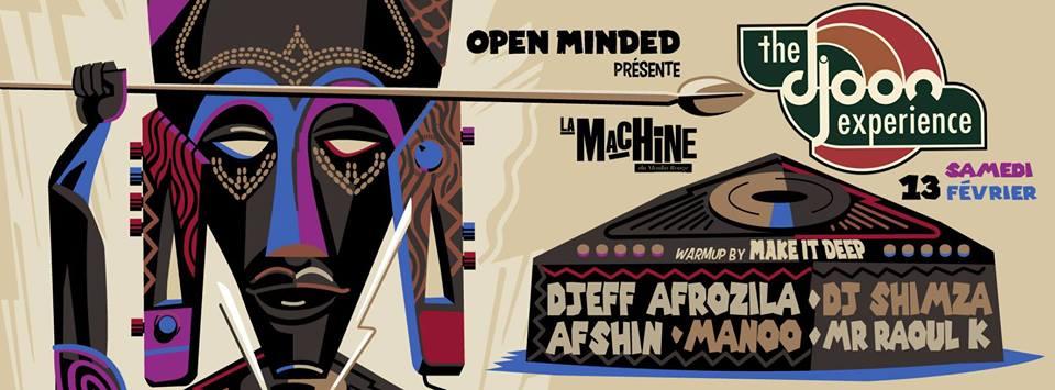 djoon experience la machine