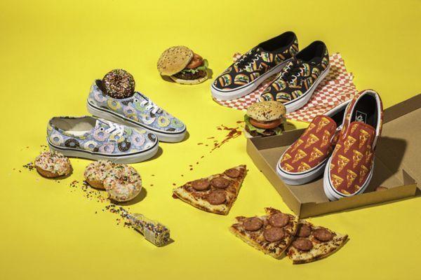 vans junk food