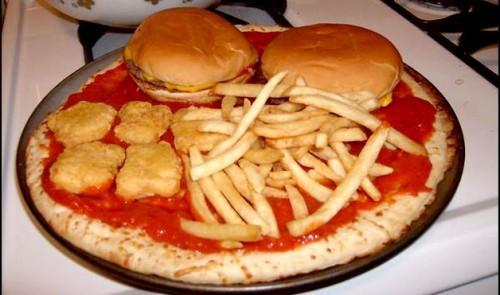 burger piz