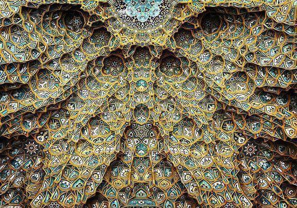 mosquées iraniennes