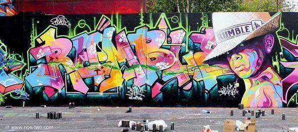noe two street art institutionnalisé