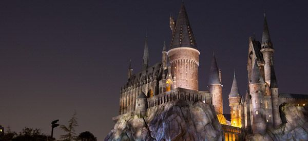 parc d'attraction harry potter