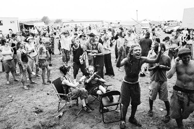 rave party LSD