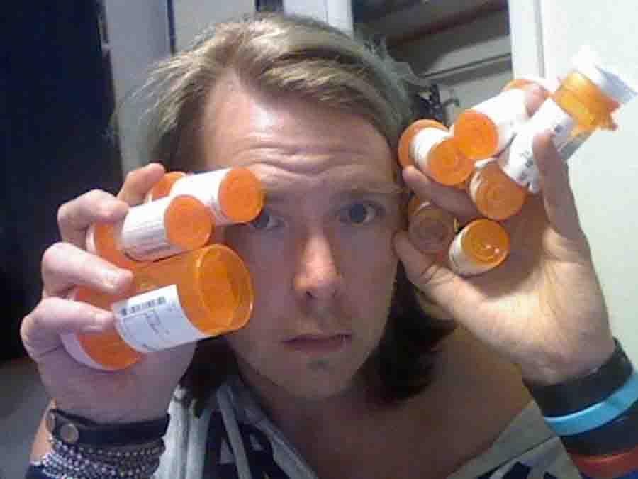 défonce aux médicaments