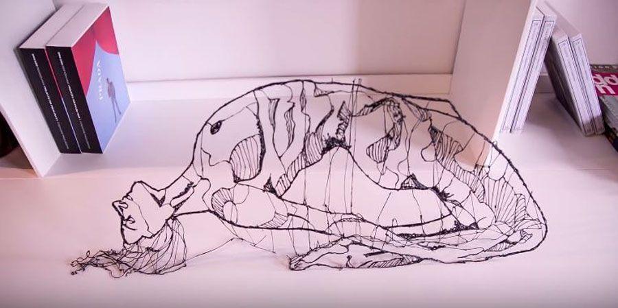 lix stylo 3D