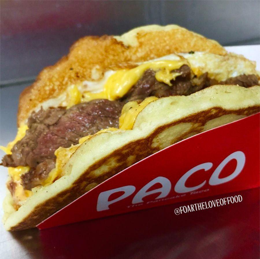 pancake paco