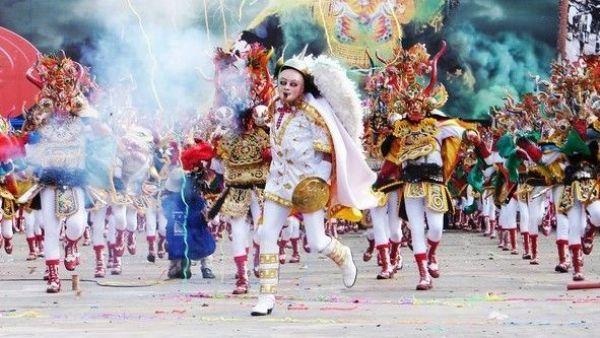carnaval oruro