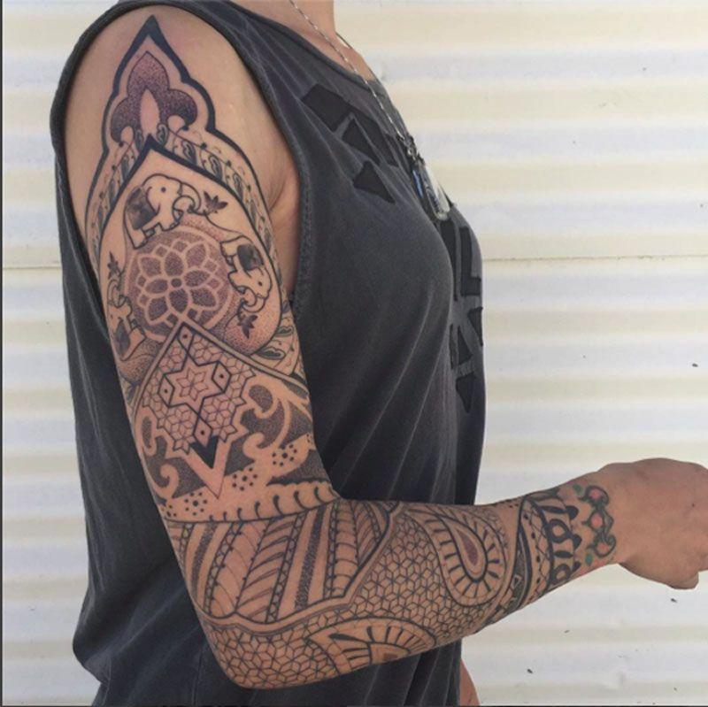 tattoo-style