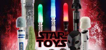 Des sextoys Star Wars, que l'orgasme soit avec toi !
