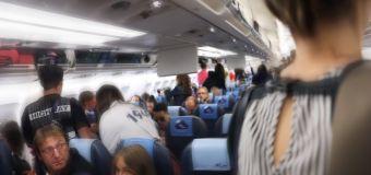 L'enfer de voyager en avion avec des gens relous