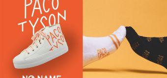 Le festival Paco Tyson s'associe avec NØ NAME pour une collab sneakers bien tendance !