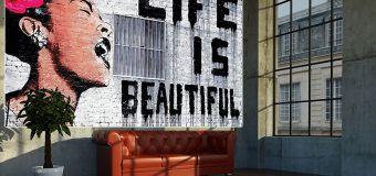 Le street art comme déco de ton appart