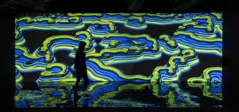 Plonge dans les abysses grâce à l'art numérique de Miguel Chevalier
