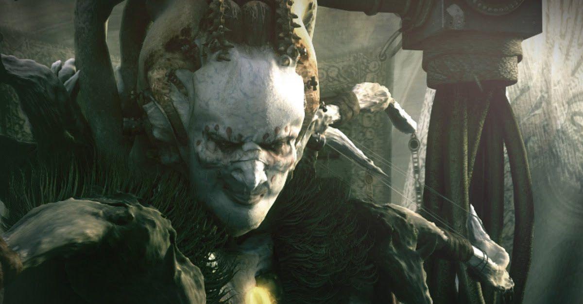 Diablo 2 cinematic