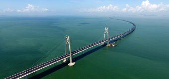 A la découverte du plus long pont au-dessus de l'eau du monde