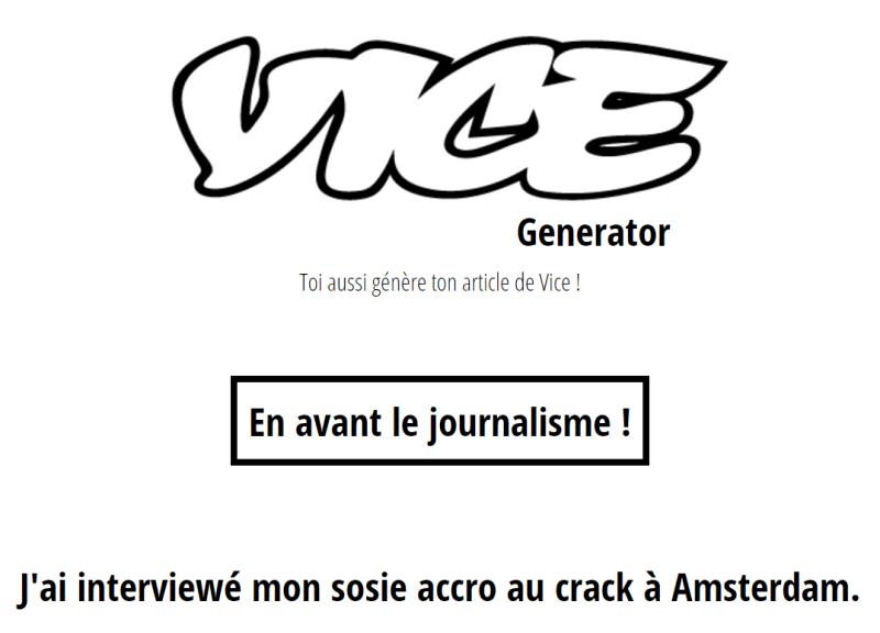 vice 8