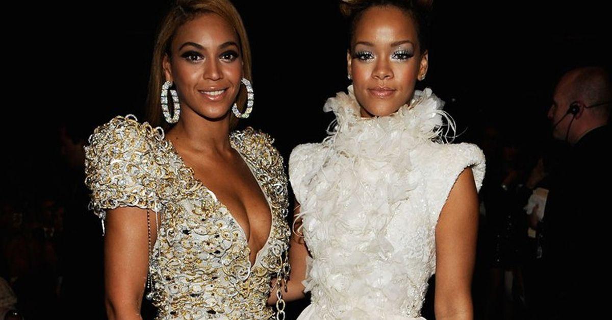 Beyoncé Rihanna