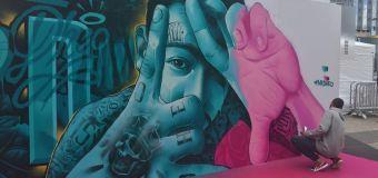 La Défense se transforme en haut lieu du street art !
