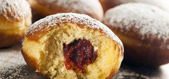 Les paczki, les beignets polonais à déguster encore et encore