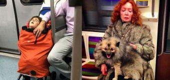 Les gens dans le métro : l'Instagram à suivre en ce moment !