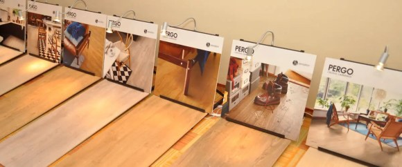 Modne trendy v podlahch PERGO