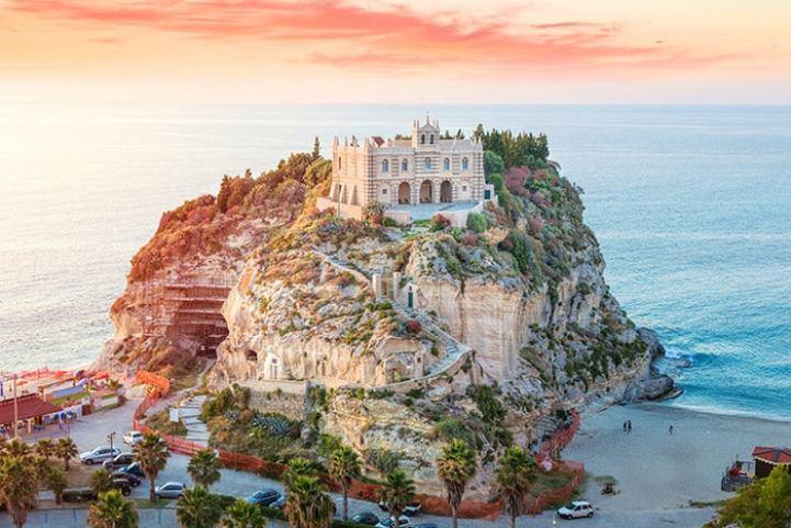 Tropea-Italien