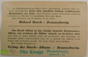 Kartka pocztowa do Bruno Ley'a z Abegg-Gasse 1a