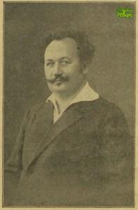 Antoni Sękowski - portret