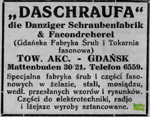 Mattenbuden Fabryka Daschraufa