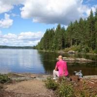 Wandelen in Värmland: korter is (soms) beter!