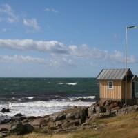 Torekov: winderige kustwandeling in Zuid-Zweden