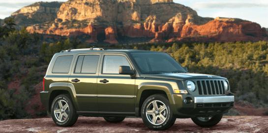jeep dos