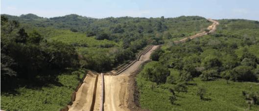 gasoductos cuatro