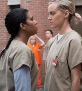 Foto: Netflix. Los pasajeros podrán disfrutar de una programación que incluye series como Orange Is The New Black.