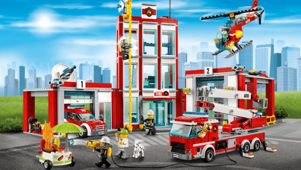 Foto: Lego. La empresa contrató a más de 3,500 empleados en la primera mitad del año.