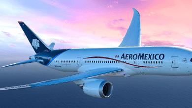 Photo of Aeroméxico inicia operaciones en la nueva ruta Monterrey-Mérida