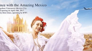 Photo of China Southern Airlines inicia el 11 de abril vuelos entre México y China; hace historia