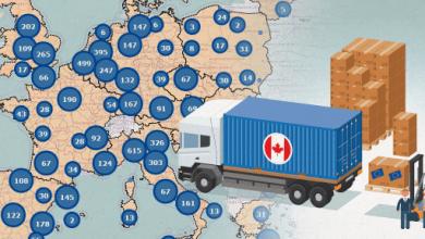 Photo of El TLC entre Canadá y la Unión Europea entrará en vigor el 21 de septiembre