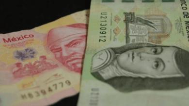 Photo of El peso se aprecia tras anuncio del Banco de México