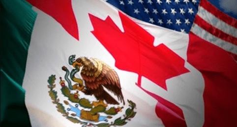 Peso y Bolsa Mexicana caen tras comentarios de Canadá sobre el TLCAN