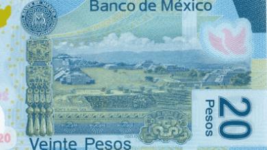 Photo of El peso se aprecia en la semana beneficiado por tendencia de negociación del TLCAN