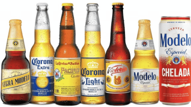 Photo of Las siete cervezas mexicanas que Constellation Brands vende en exclusiva en EEUU