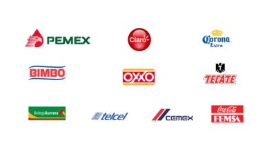 Photo of Las 50 marcas más importantes de México