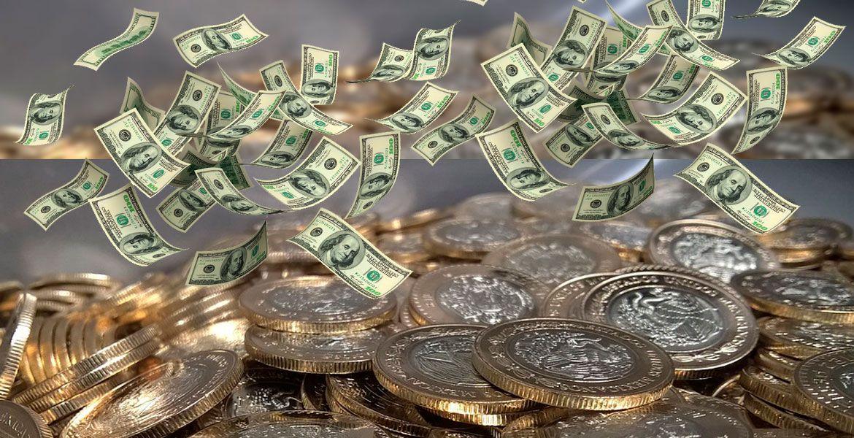 El peso mexicano cerró la jornada del jueves con una depreciación de 0.40% o 7.4 centavos, cotizando alrededor de 18.67 pesos por dólar. La depreciación del peso se dio después de tocar un mínimo de 18.5595 pesos en el overnight, nivel no visto desde el 1 de octubre del 2018.